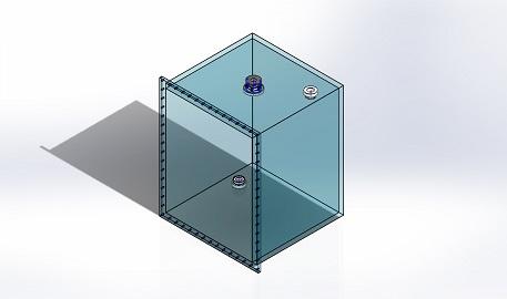 Montage aquarium