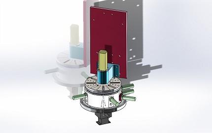 Montage cellule couette
